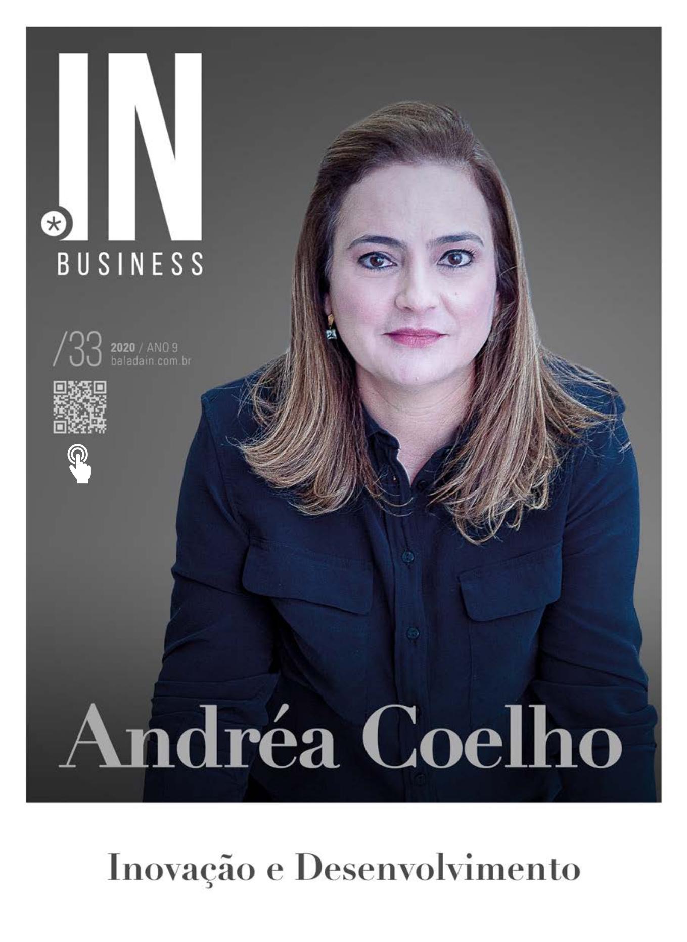 Edição 33: Andréa Coelho