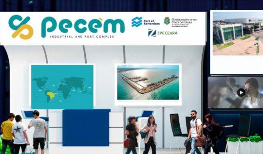 CIPP e ZPE-Ceará participam de evento virtual para empresas da Alemanha