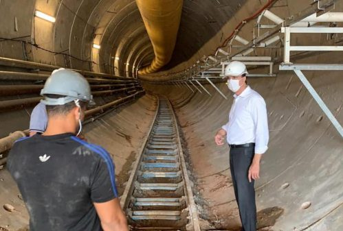 Camilo vistoria obras de infraestrutura na Capital e em sua Região Metropolitana