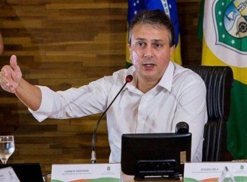 Camilo Santana anunciará investimentos para acelerar a retomada da economia