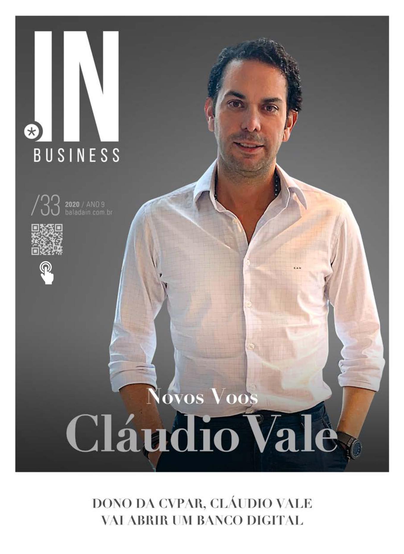 Edição 33: Claudio Vale