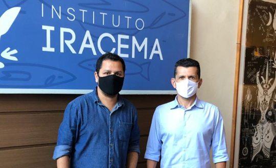 Erick Vasconcelos eleito por aclamação como presidente do Conselho de Administração do Instituto Iracema