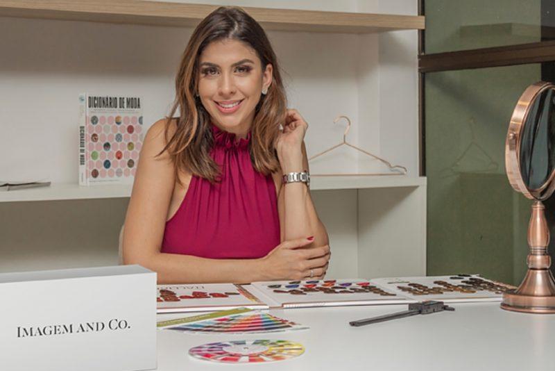 Luciana Borges abre novo escritório de Consultoria de Imagem no BS Design
