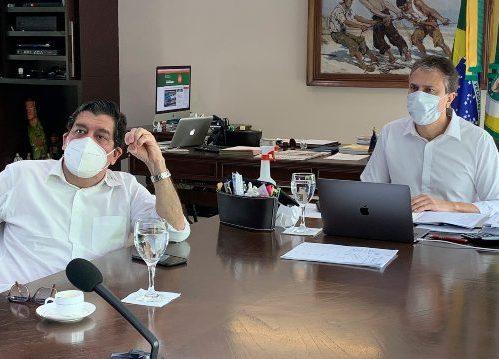 Ceará já registra mais de 101,6 mil pessoas recuperadas da Covid-19