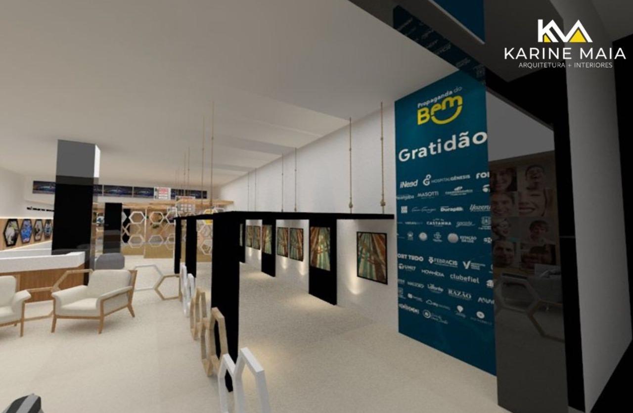 Com apoio da BSPar, projeto Propaganda do Bem inaugura espaço no Shopping RioMar Fortaleza