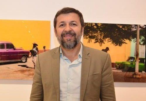 Élcio Batista participa do segundo debate dos pré-candidatos do PDT à Prefeitura da capital cearense nesta terça-feira