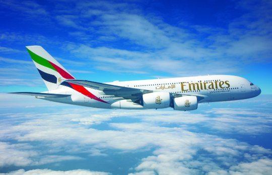 Emirates anuncia retomada de voos para São Paulo a partir do dia 2 de agosto