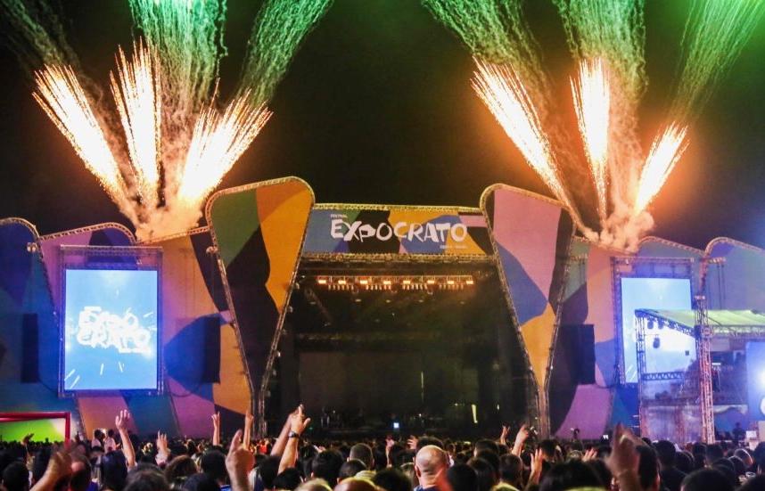 Festival Expocrato confirma edição virtual e shows de Xand Avião e Fagner
