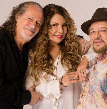 Alceu Valença, Elba Ramalho e Geraldo Azevedo se apresentam juntos em show virtual