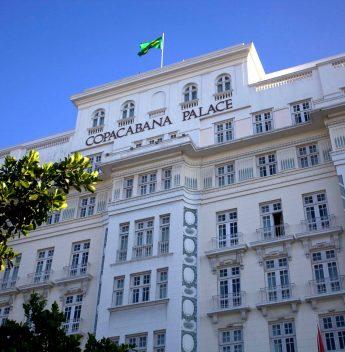 Belmond Copacabana Palace já tem data marcada para sua reabertura