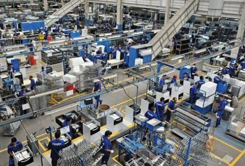 Mercado reduz a expectativa de queda para a economia brasileira este ano