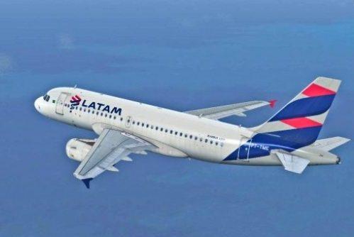 Latam ampliará voos domésticos em 50% e vai aumentar sua malha internacional