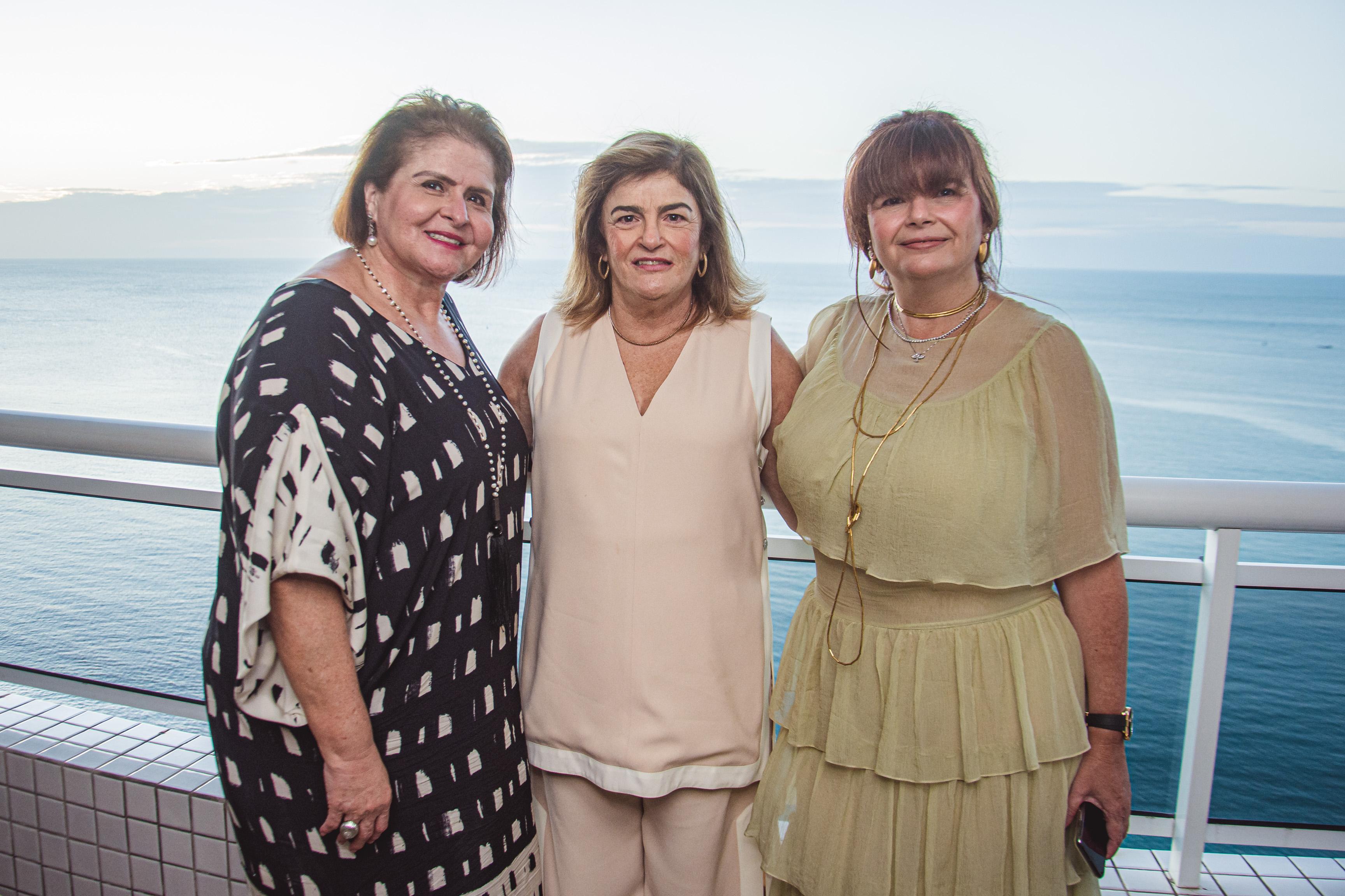 Lilia Freitas, Carla Lima E Nana Lima