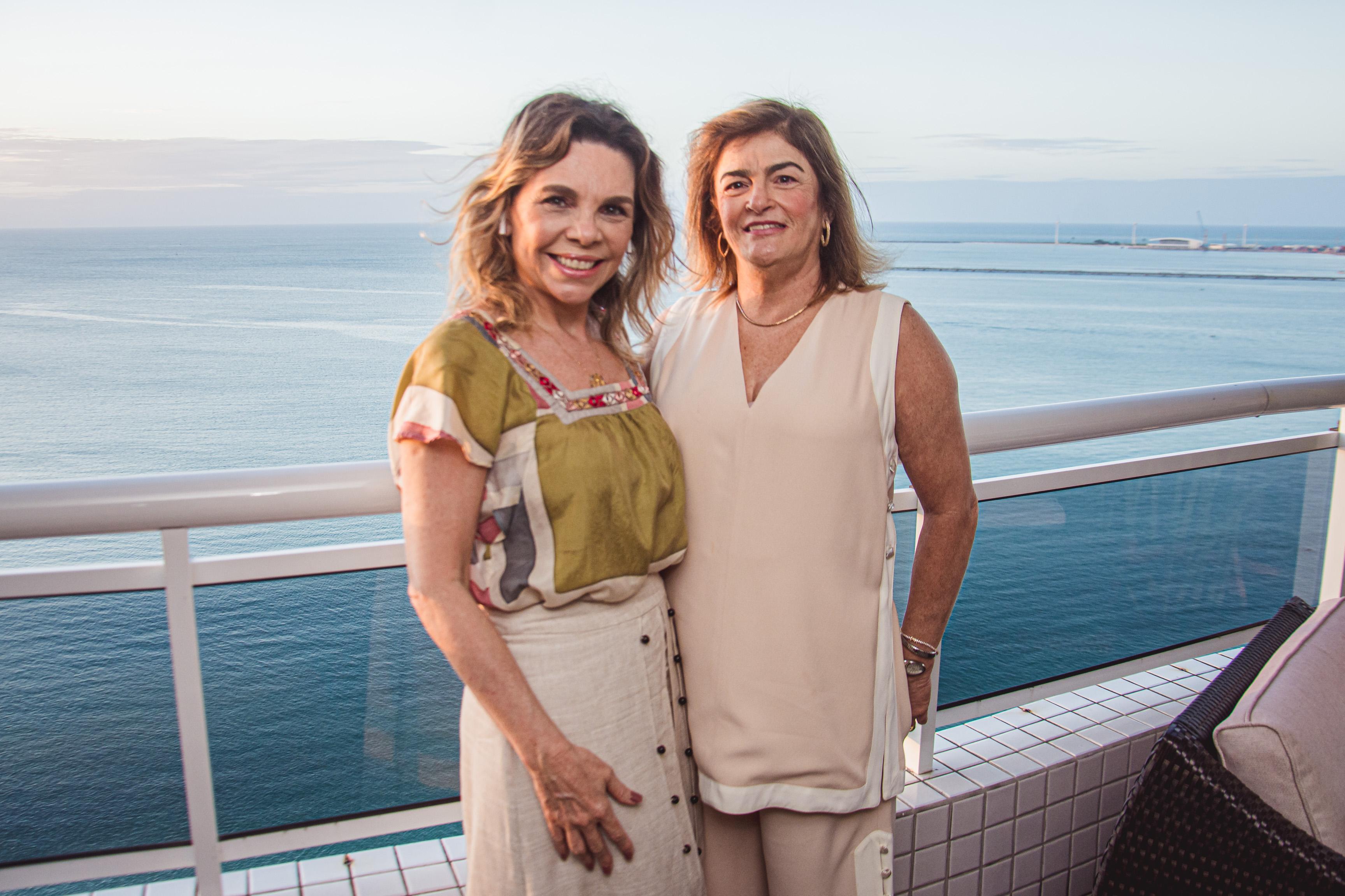 Lilian Porto E Carla Lima