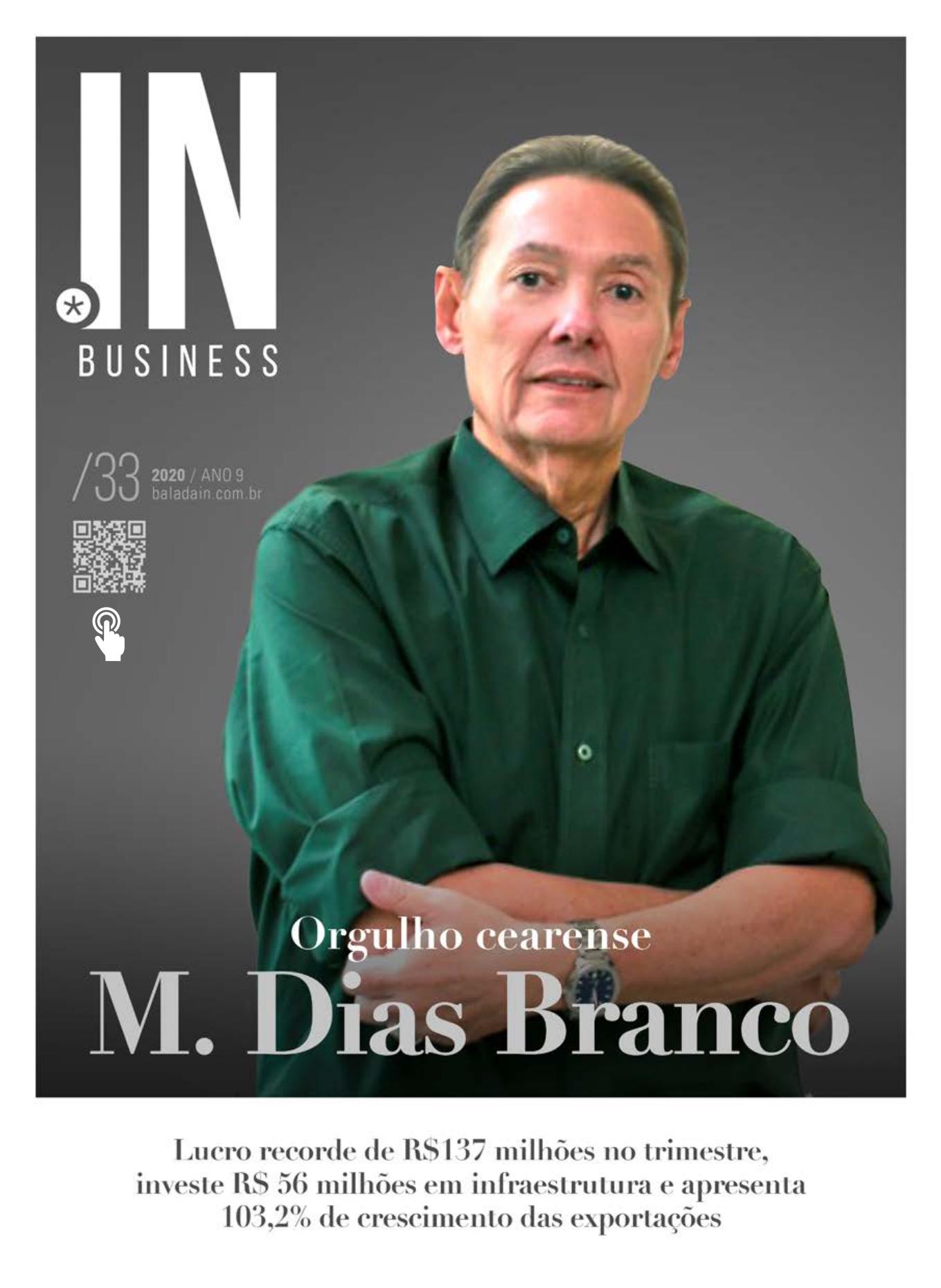 Edição 33: M. Dias Branco