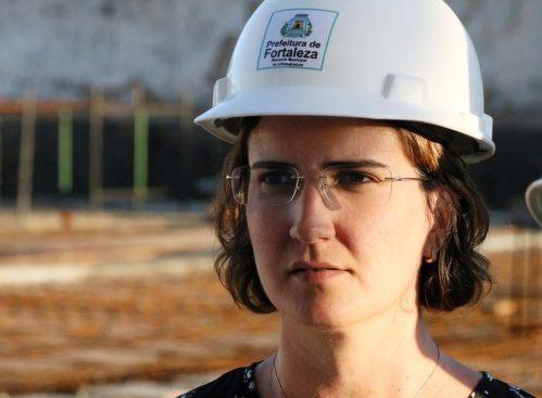 Secretária Manuela Nogueira corre contra o relógio para concluir mais de 112 obras públicas em Fortaleza