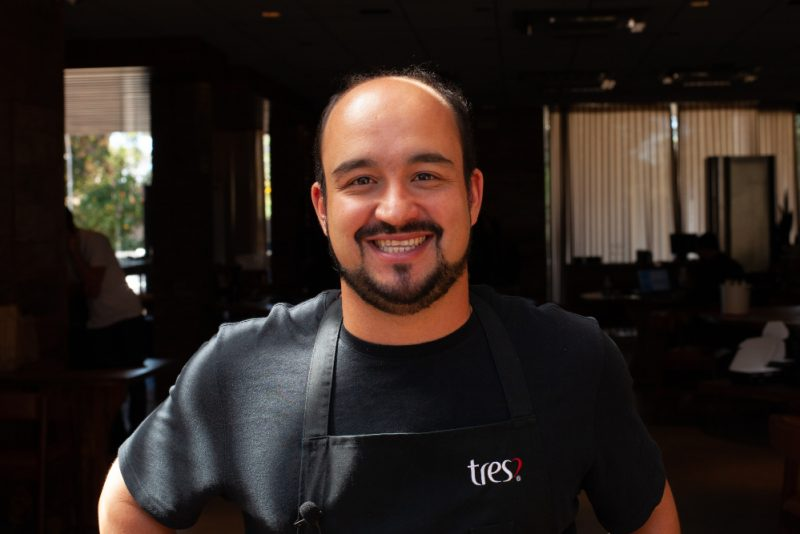 Chef Marcelo Petrarca cria menu exclusivo para o Sabores na Mesa Brasil
