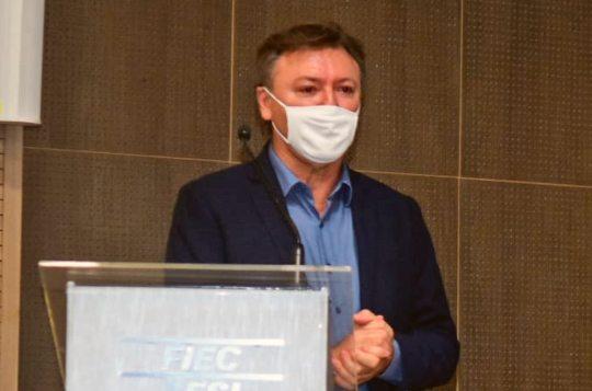 Maurício Filizola pede o trabalho em conjunto do setor produtivo cearense