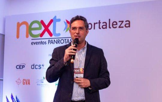 Murilo Pascoal debaterá as adaptações dos meios de hospedagem e resiliência