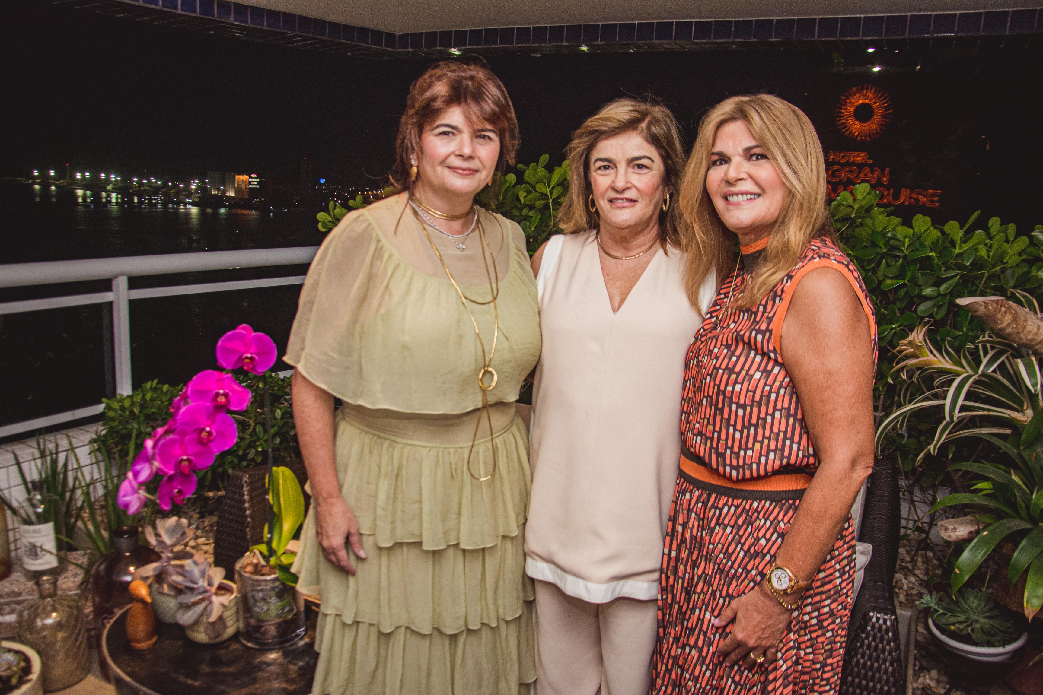 Nana Lima, Carla Lima E Cristiane Lima