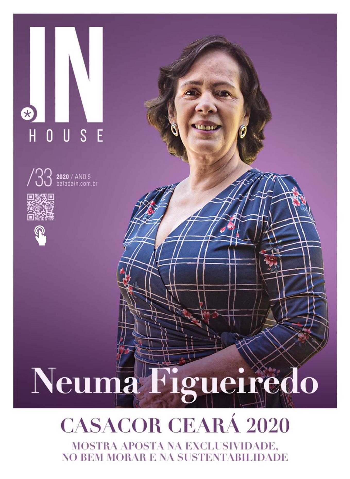 Edição 33: Neuma Figueiredo