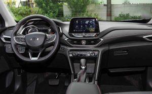 Novo Chevrolet Tracker 2020 Interior (2)