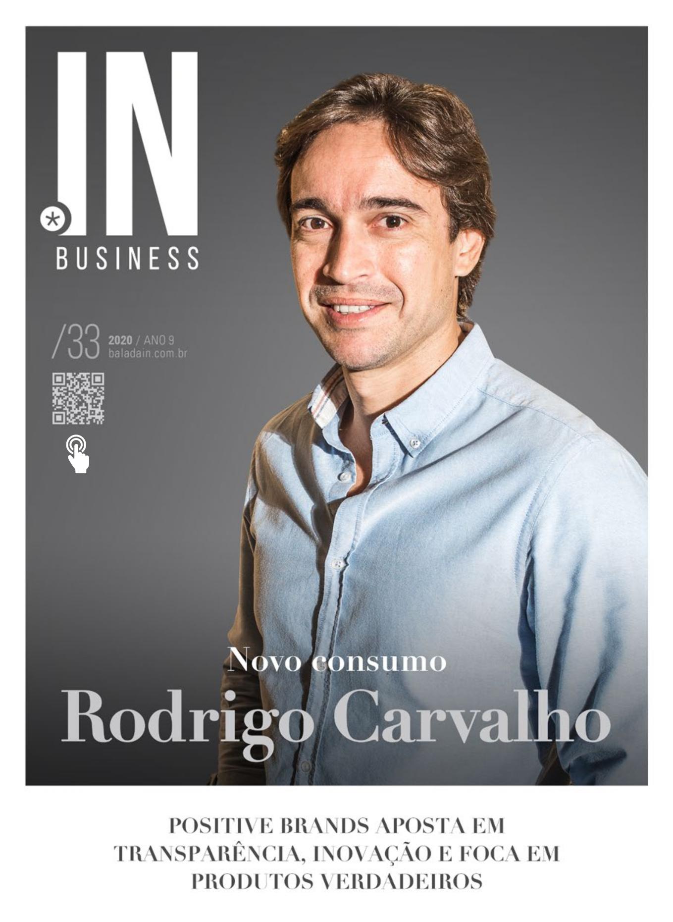 Edição 33: Rodrigo Carvalho