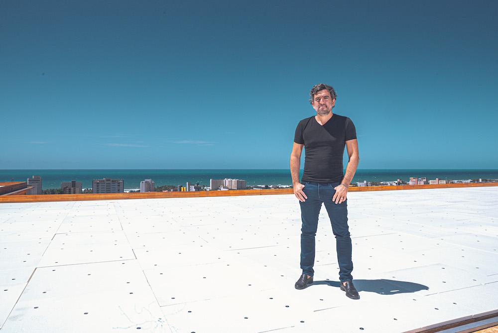 Com projetos de alto luxo, o arquiteto Marcelo Franco conquista seu espaço na capital paulista