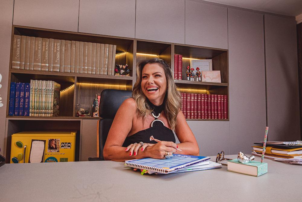 Vanessa Queirós celebra 15 anos do Espaço Inteligente e se prepara para a retomada das aulas presenciais