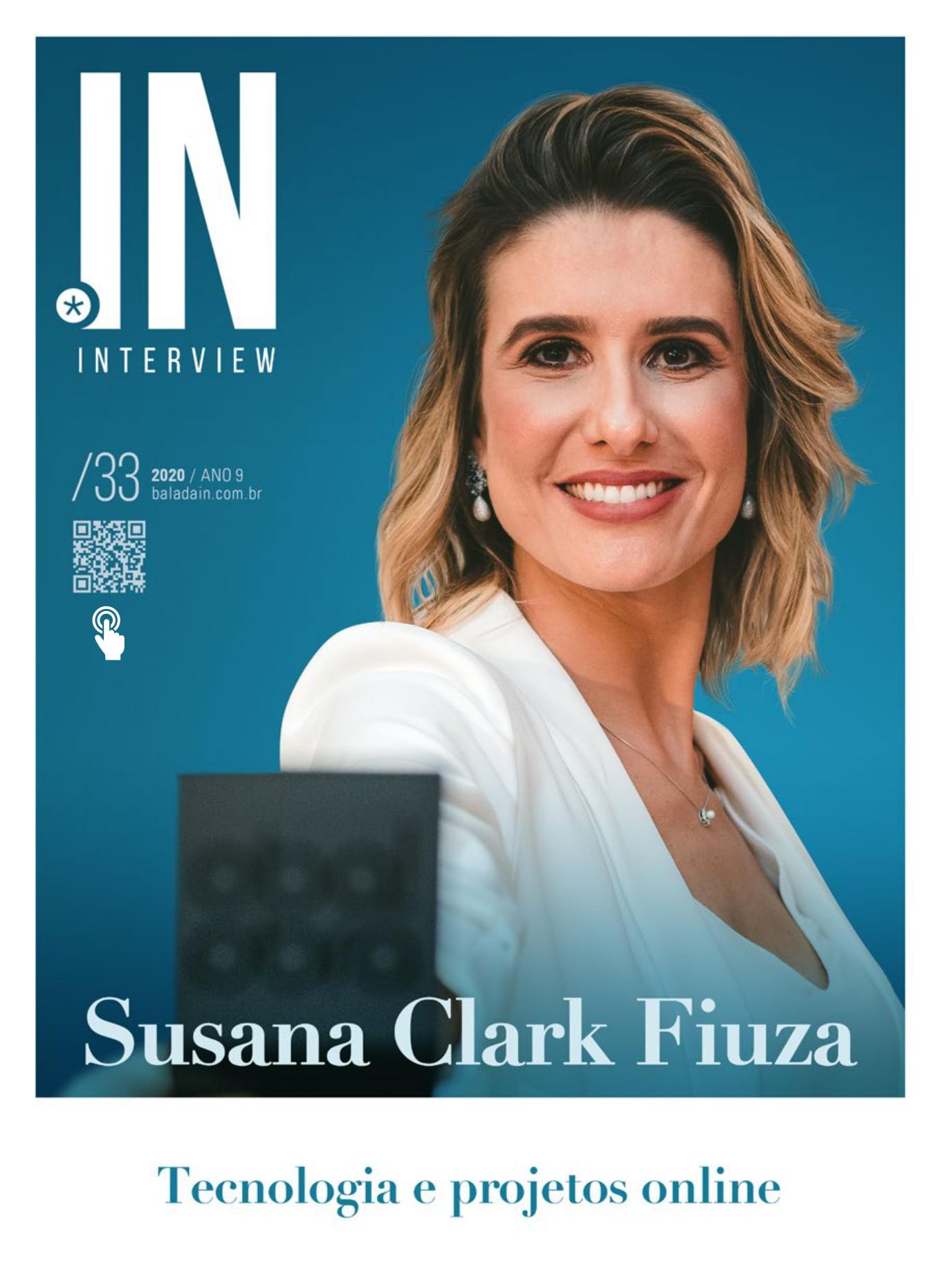 Edição 33: Susana Clark Fiuza