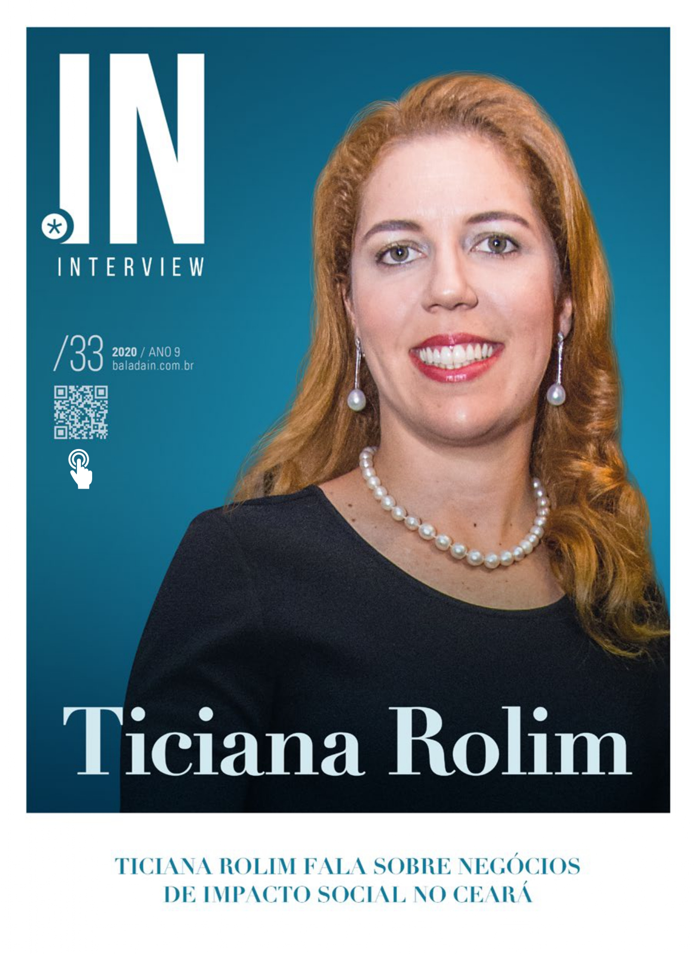 Edição 33: Ticiana Rolim