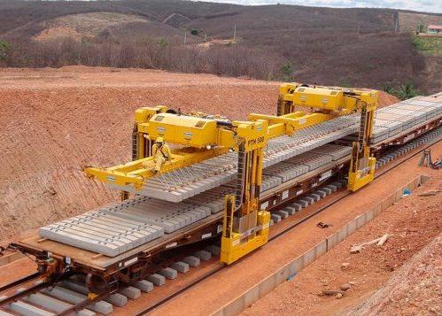 Tarcísio de Freitas diz que Brasil deverá dobrar capacidade do modal ferroviário