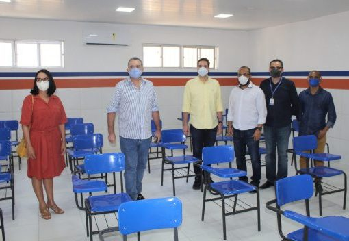 Eduardo Bismarck conquista polo da Unilab para a população de Aracati