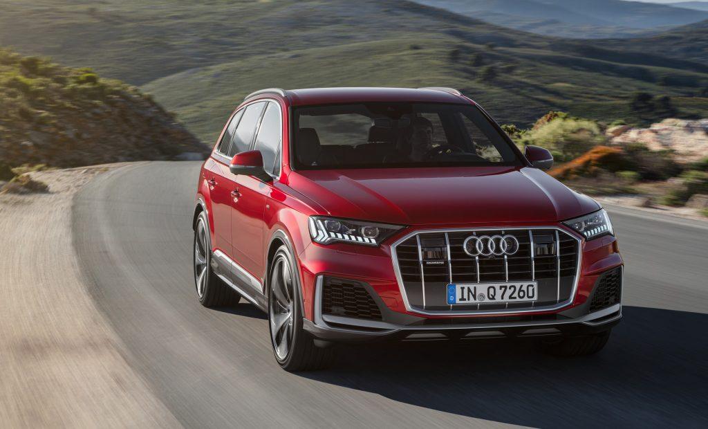 Updated Audi Q7 100705675 H