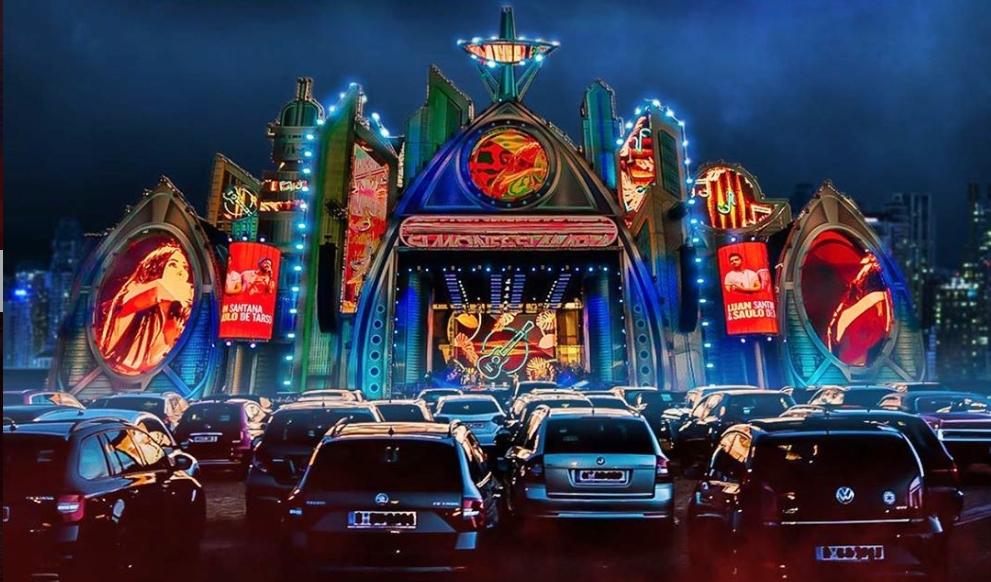 Villa Mix inova e anuncia o maior festival em drive-in do mundo