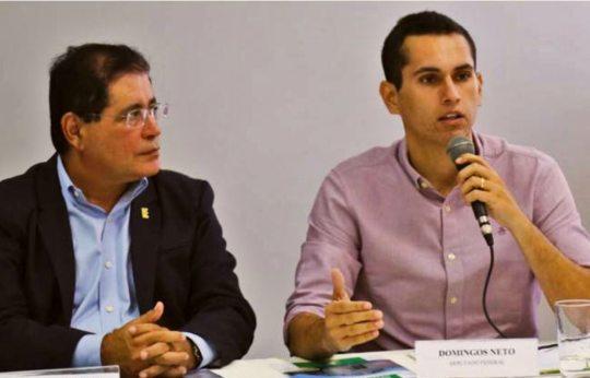 Domingos Neto auxilia na liberação de R$ 26 milhões em emendas para o IFCE