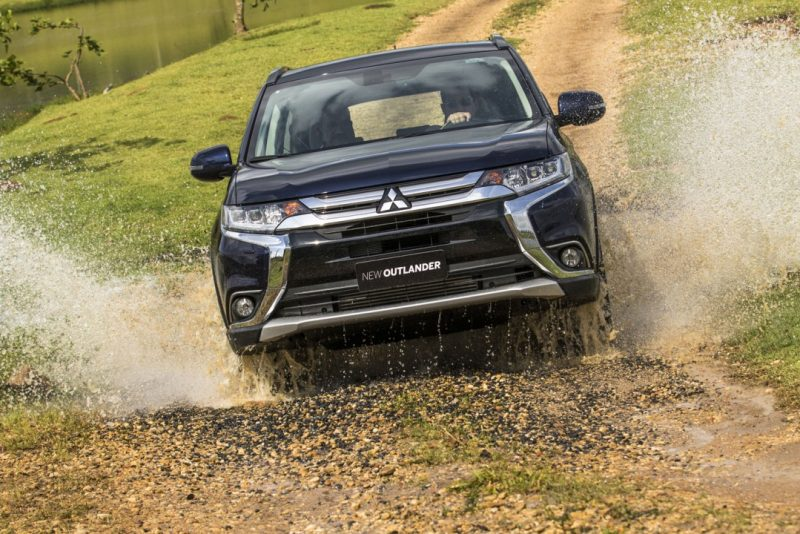 Novo SUV no pedaço: Outlander Sport da Mitsubishi