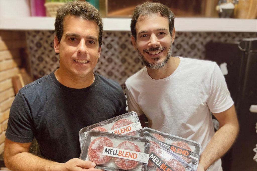 Walmyr Neto e André Gurjão inovam na quarentena e lançam MEU.BLEND no mercado cearense