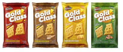 Richester relança biscoito clássico Gold Class