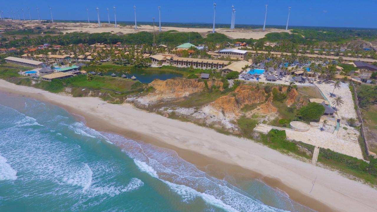 Hotel Parque das Fontes reabre com condições especiais para turistas e cearenses