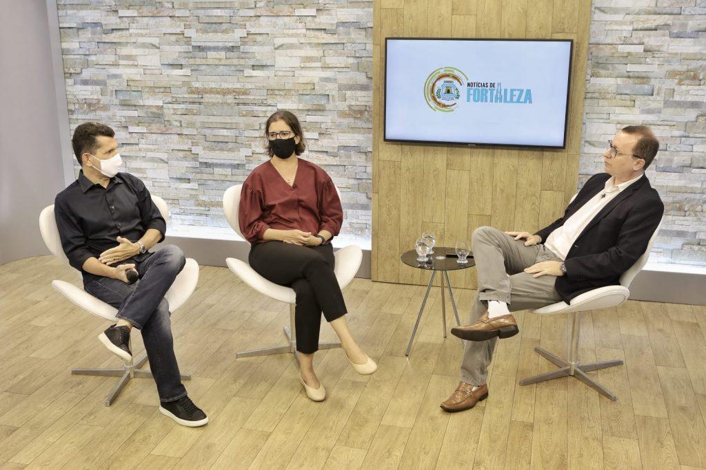 Manuela Nogueira e Erick Vasconcelos dizem que obras públicas atraem novos investimentos e alavancam o turismo