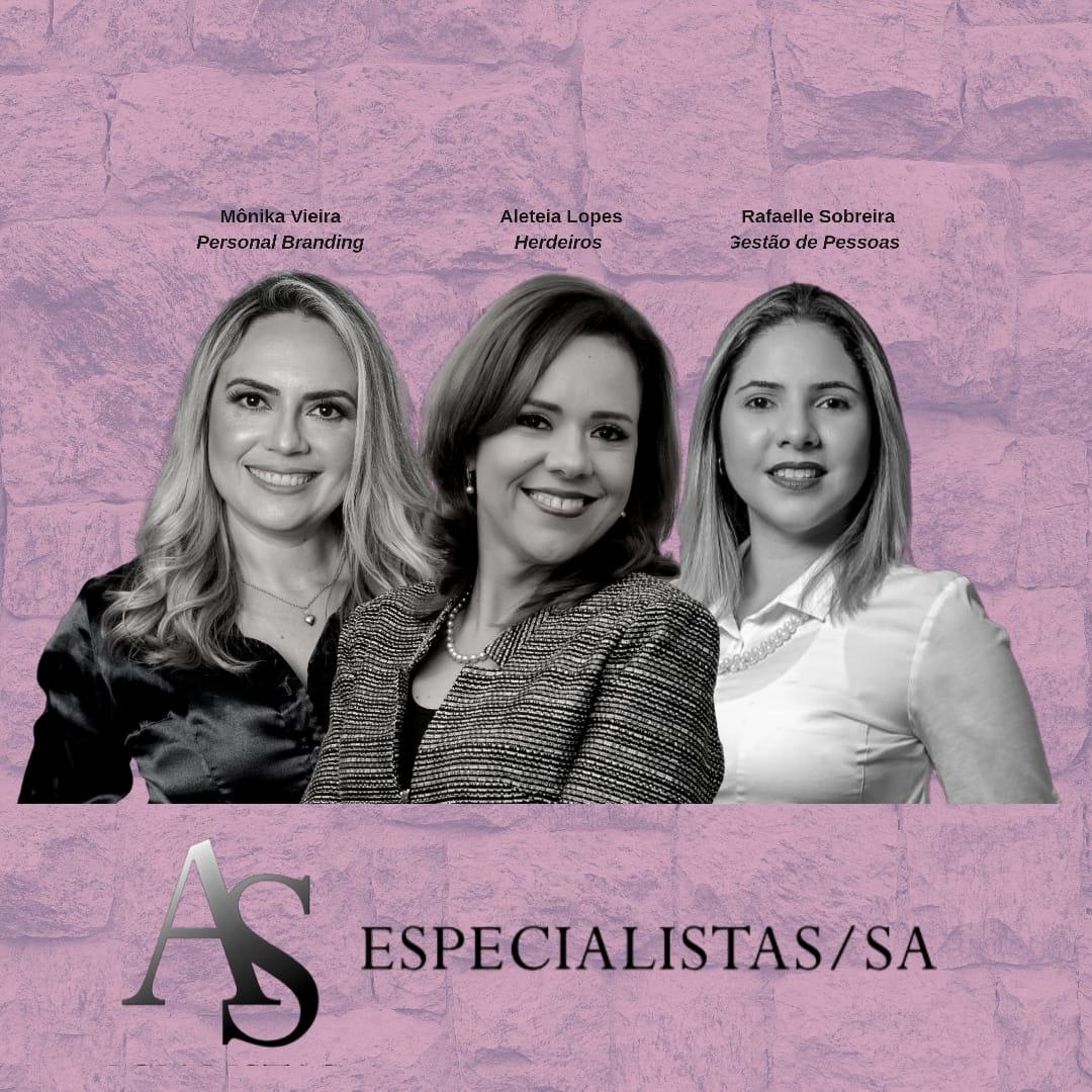 """""""As Especialistas"""" dá start em atividades com coquetel para convidadas no Grand Cru, na próxima segunda-feira (10)"""