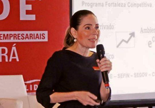 Águeda Muniz defende verticalização e outorgas para a melhoraria das cidades