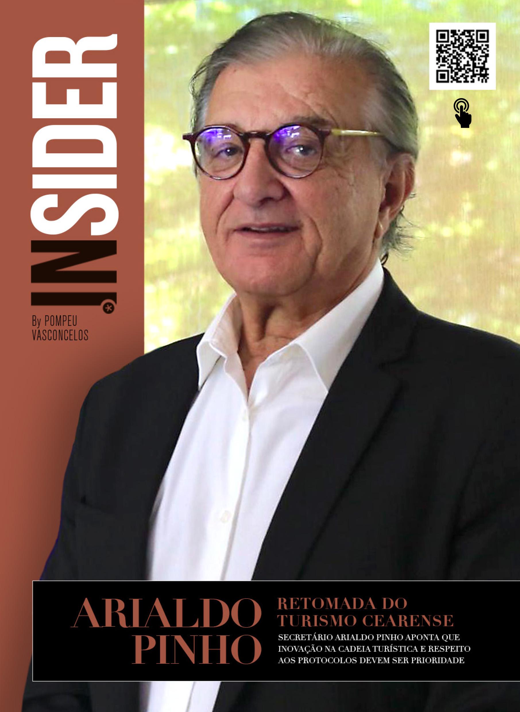 Nº 8 • ano 2020: Arialdo Pinho