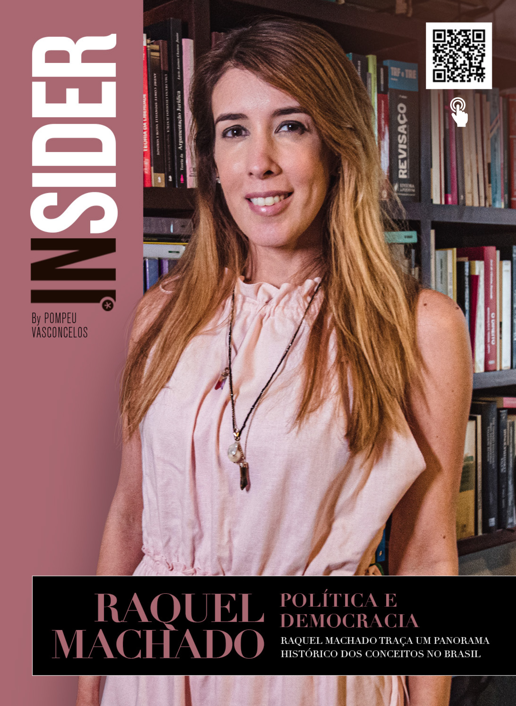 Nº 5 • ano 2020: Raquel Machado