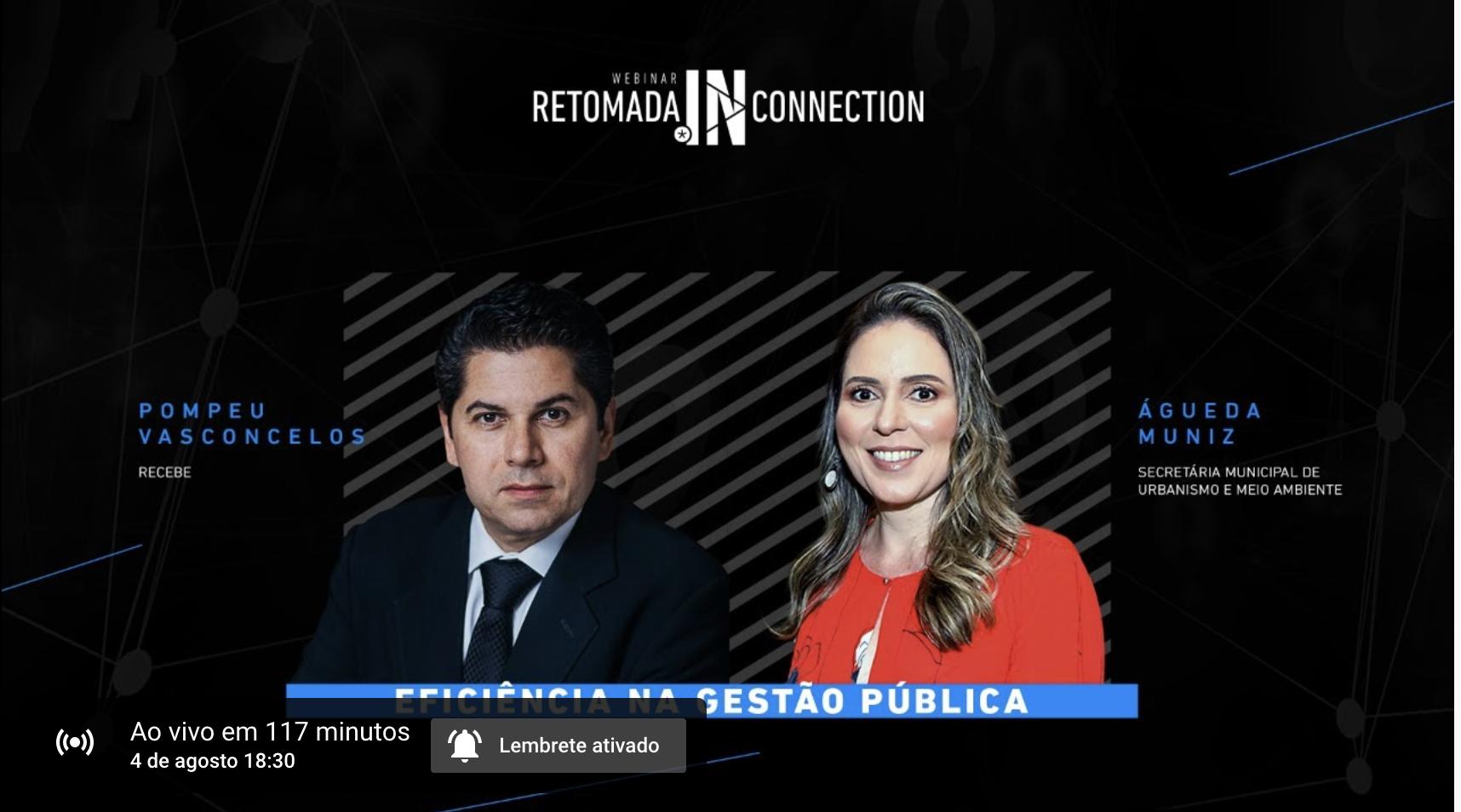 Águeda Muniz fala sobre as operações urbanas consorciadas, Zoneamento e Fortaleza Online