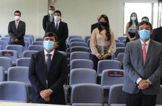 TJCE promove a investidura de 20 novos aprovados no concurso para cartórios