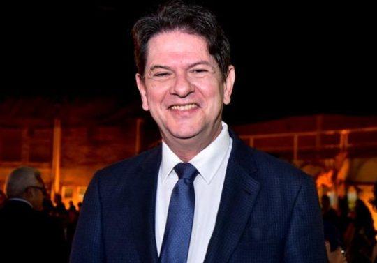 Cid Gomes eleito o quinto senador mais bem avaliado pelos eleitores no País