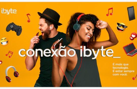 ibyte lança campanha para reforçar as conexões virtuais entre as pessoas