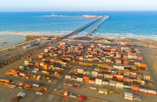 Alimentos cearenses têm no Porto do Pecém um impulso ao desenvolvimento